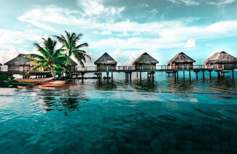 Manava Resort en Moorea en Polinesia Francesa