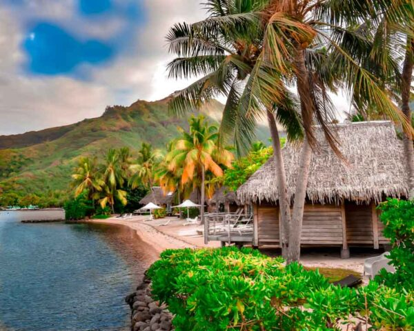 Manava Resort Moorea en Polinesia Francesa