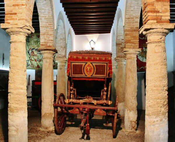 Caballerizas del Palacio de Viana en Córdoba