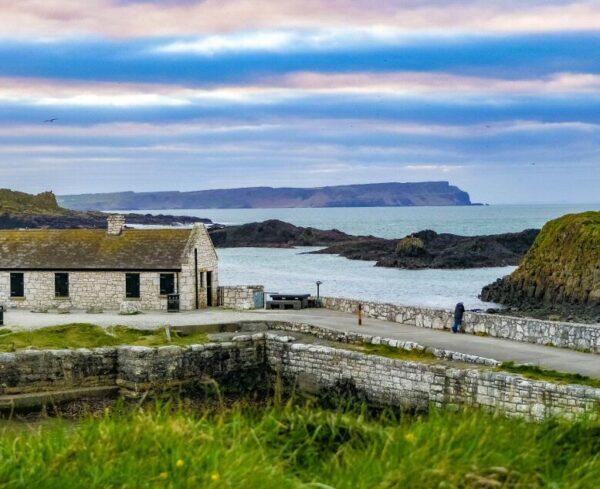 Puerto de Ballintoy, escenario de Juego de Tronos en Irlanda del Norte