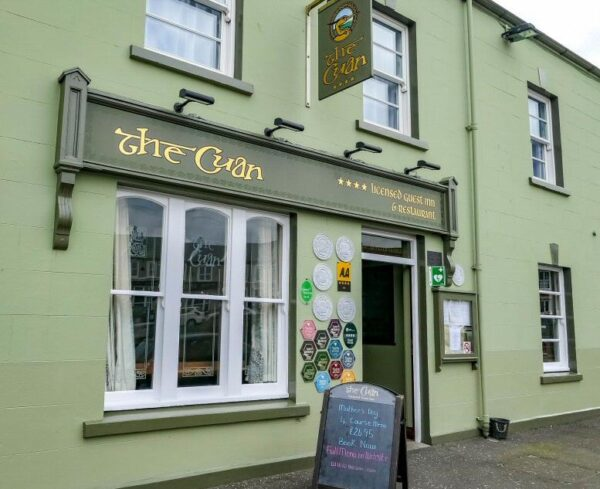 The Cuan en Strangford en Irlanda del Norte