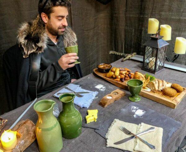 Banquete de Juego de Tronos en The Cuan en Strangford