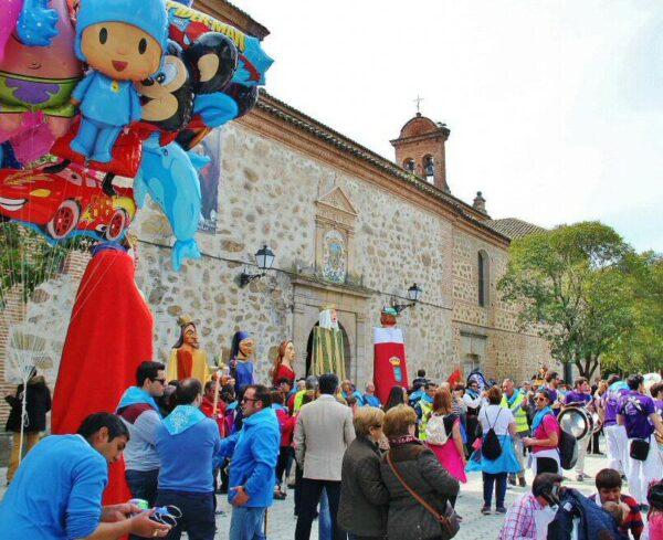 Fiesta de Las Mondas en Talavera de la Reina