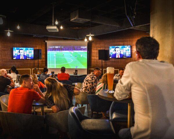 Sport Bar en Hard Rock Hotel Tenerife