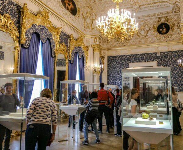 Museo Fabergé de San Petersburgo