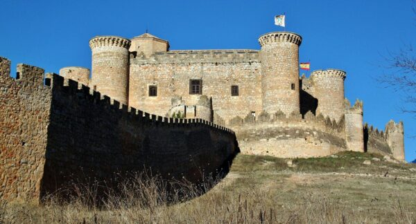 Castillo de Belmonte en Cuenca