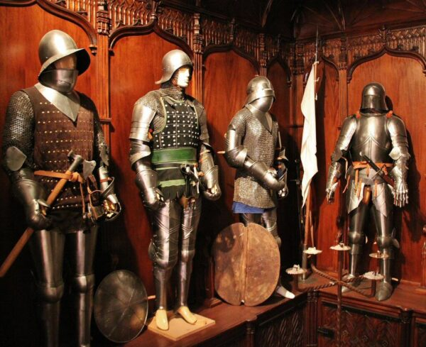 Museo del castillo de Belmonte en Cuenca