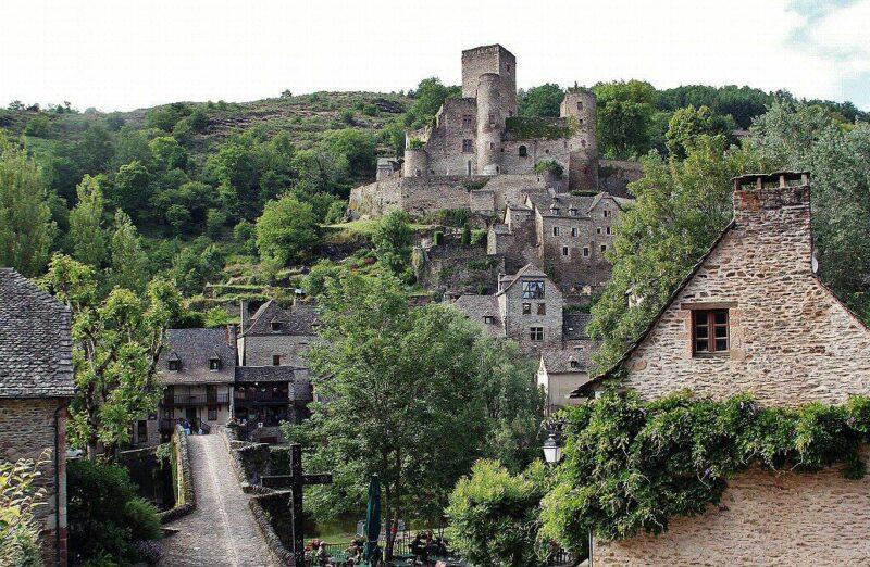 Belcastel al sur de Francia