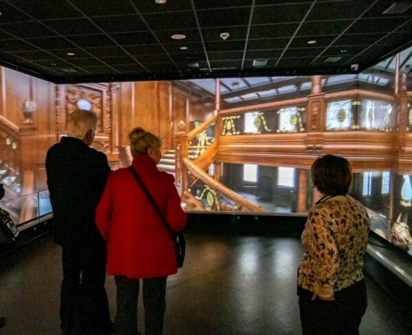 Museo Titanic en Belfast