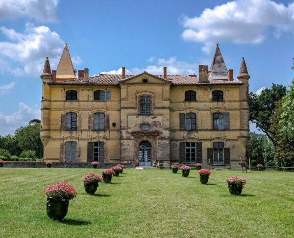Castillo Bonrepos-Riquet cerca de Toulouse @Foto: Vincent Dandrieu-Bergez