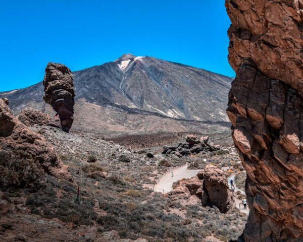 Cañada del Teide en Tenerife