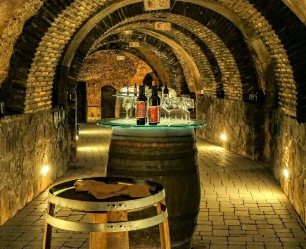 Bodega El Fabulista en Laguardia en Rioja Alavesa