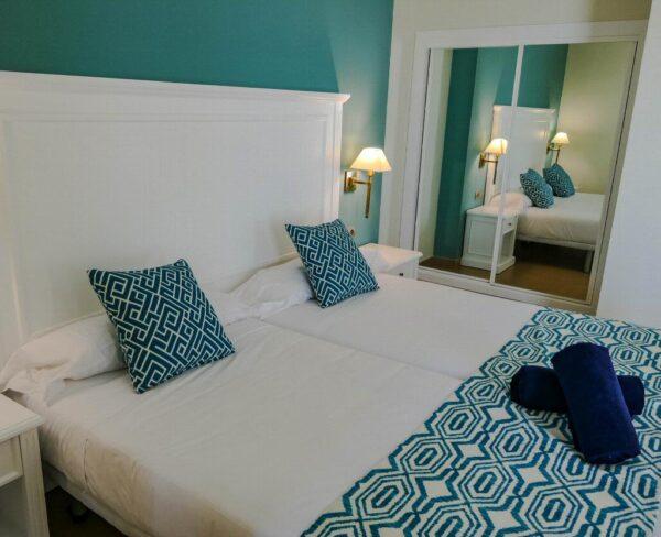 Habitación del Hotel Smy Costa del Sol en Torremolinos