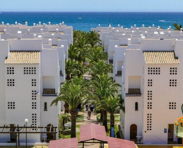 Hotel Smy Costa del Sol en Torremolinos en Málaga