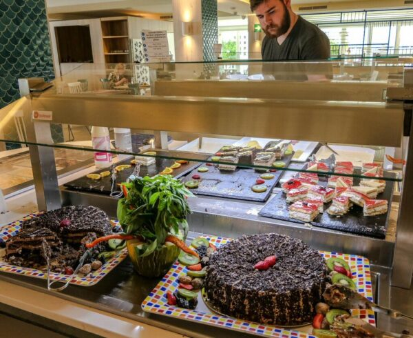Restaurante buffet del Hotel Smy Costa del Sol en Torremolinos