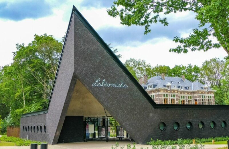 El Arca en LABIOMISTA en Genk en Bélgica
