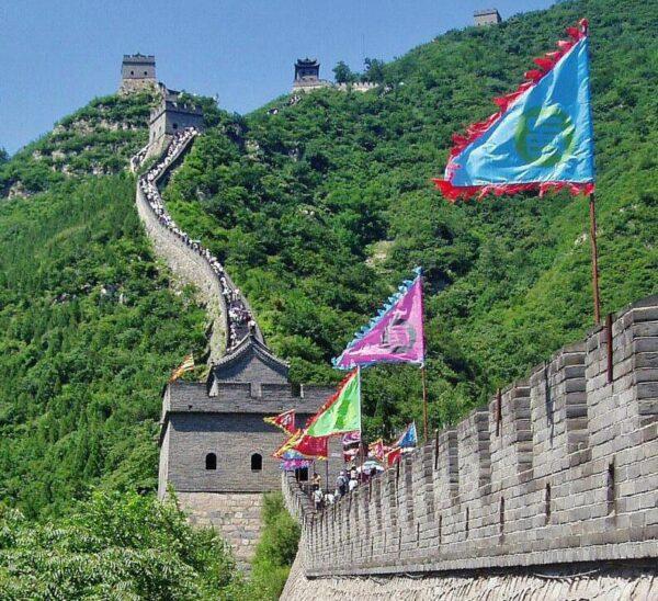 Gran Muralla China en Badaling