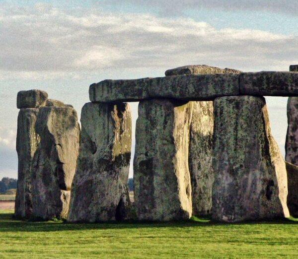 Complejo megalítico de Stonehenge al sur de Inglaterra