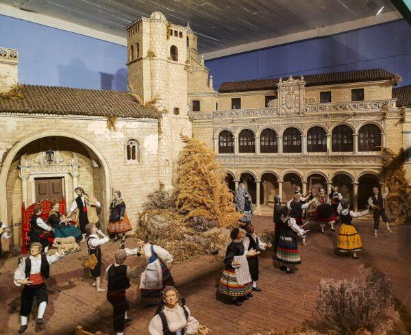 Museo de Artes Decorativas Navideñas en San Clemente en Cuenca