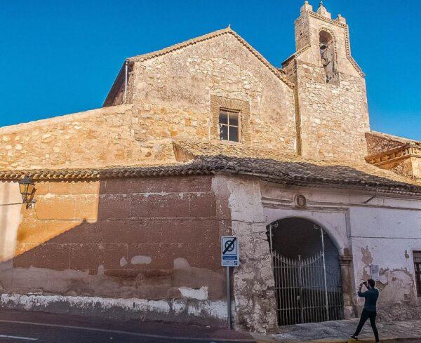 Convento de Franciscanos en San Clemente en Cuenca