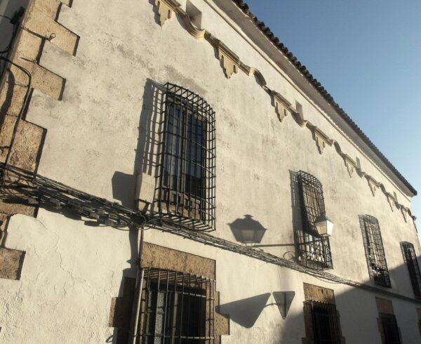 Casa palaciega en San Clemente en Cuenca