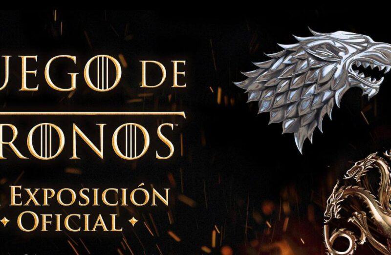 Exposición de Juego de Tronos en Ifema en Madrid