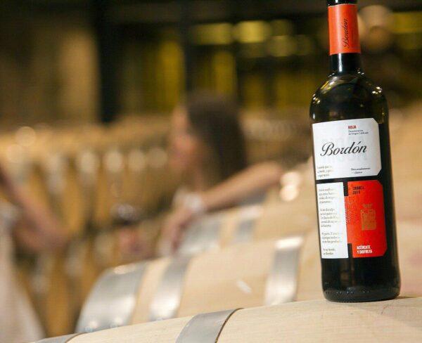 Rioja Bordón de Bodegas Franco-Españolas