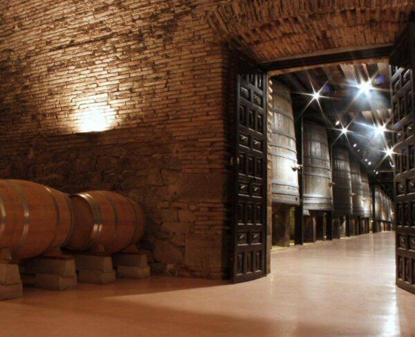 Bodegas Franco-Españolas en Logroño en La Rioja