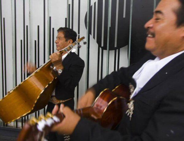 Mariachis en Ciudad de México