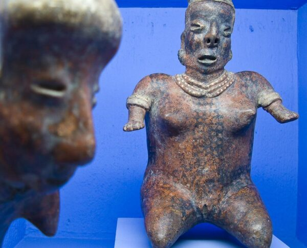 Museo Rufino Tamayo en Oaxaca en México