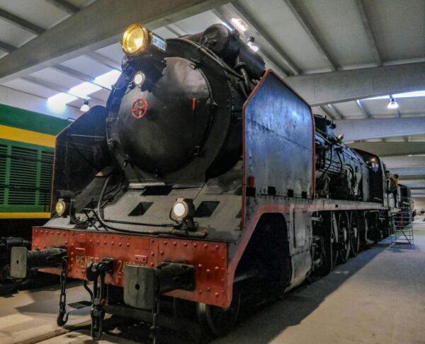 Museo del Ferrocarril de Mora la Nova en Tarragona