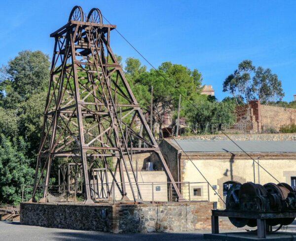 Museo de las minas de Bellmunt en Priorat en Tarragona