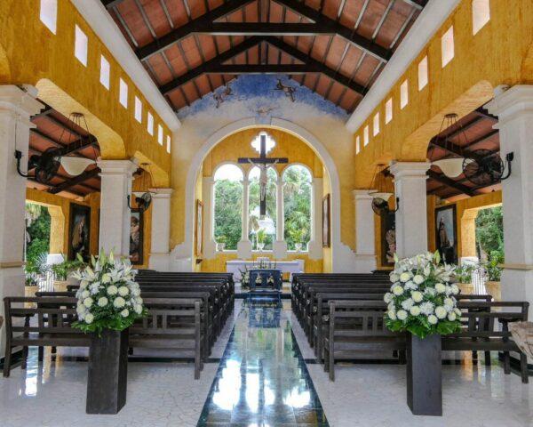 Capilla en Grand Palladium Hotel & Resorts en Riviera Maya