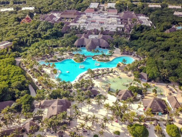 Grand Palladium Hotel & Resorts en Riviera Maya