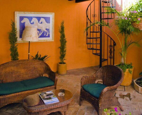 Hotel Casa de Sierra Nevada en San Miguel de Allende