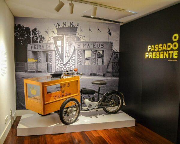 Museo de la Historia de Viseu en la región Centro de Portugal