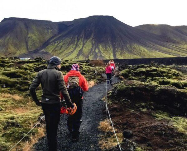 Leioarendi en Islandia