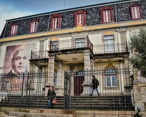 Museo Virtual Arístides de Sousa Mendesen Carregal do Sal en Portugal