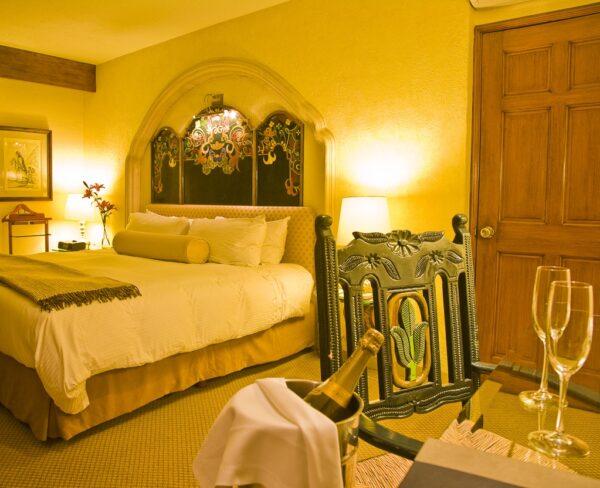 Hotel Quinta Real en Zacatecas en México