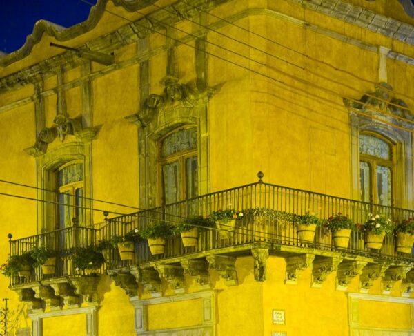 Casa de la Marquesa en Querétaro en México