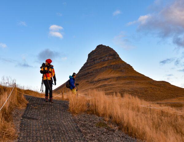 Península Snaefellsnes en Islandia