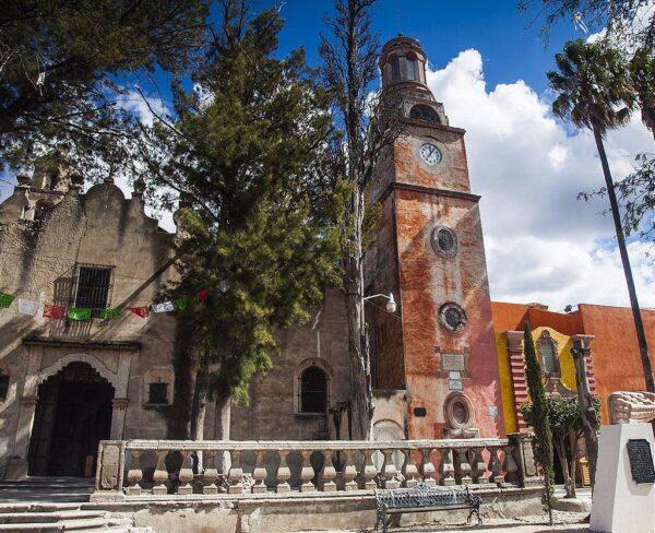 Santuario de Jesús Nazareno de Atotonilco en México