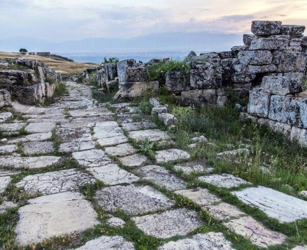 Hierápolis en Turquia