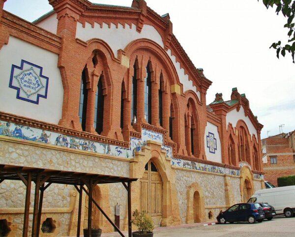 Catedral del Vino de Pinell de Brai