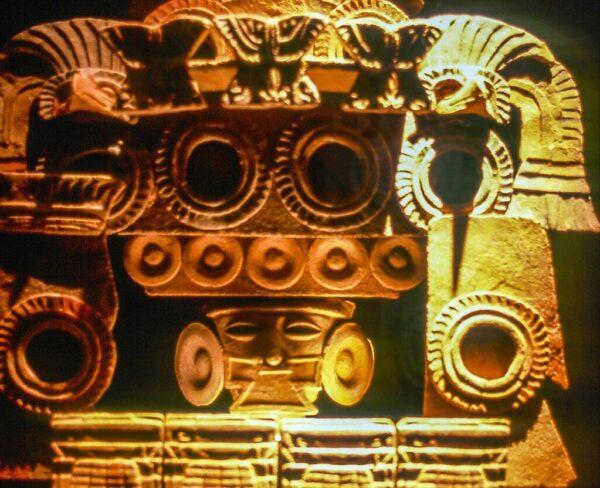 Museo de la Cultura Teotiguacana en Teotihuacán