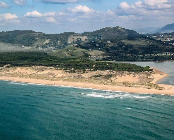 Playa de Liencres en Cantabria