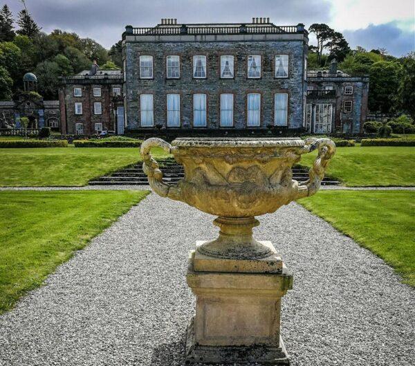 Bantry House cerca de Cork al sur de Irlanda