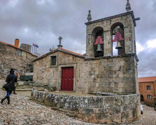 Iglesia de Ntra Señora de Rocamador en Castelo Rodrigo