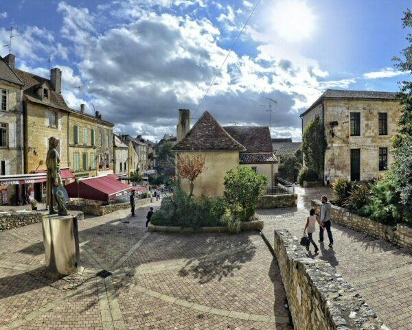 Bergerac, Ciudad de Arte e Historia ©CP Denos NIDOS