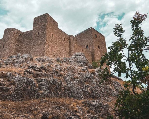 Castillo de Segura de la Sierra en Jaén